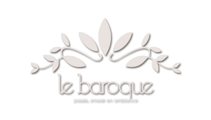 Logo le Baroque voor in de slider