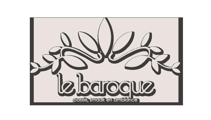 Logo le Baroque voor in de slider